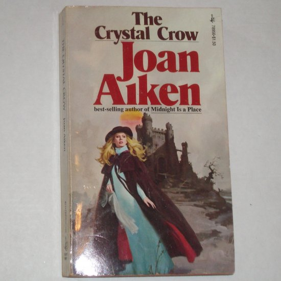The Crystal Crow by JOAN AIKEN Gothic Romance 1975
