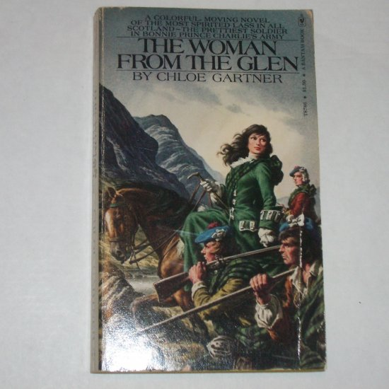 The Woman from the Glen by Chloe Gartner Historical Fiction 1975
