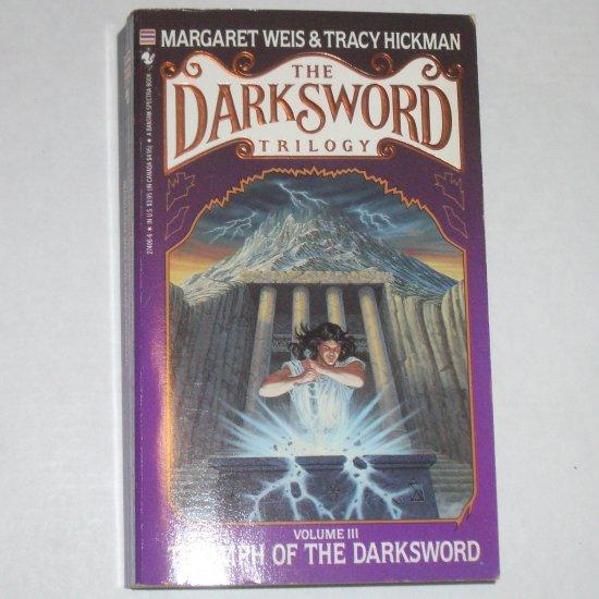 The Darksword Trilogy: Volume III, Triumph of the Darksword by Margaret Weis, Tracy Hickman