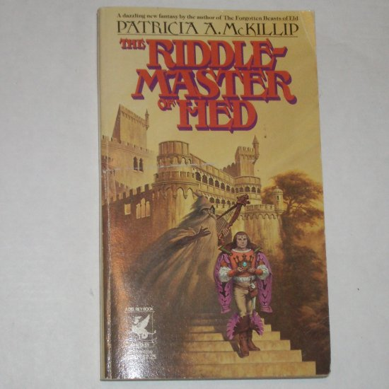 The Riddle-Master of Hed by PATRICIA A. McKILLIP 1978