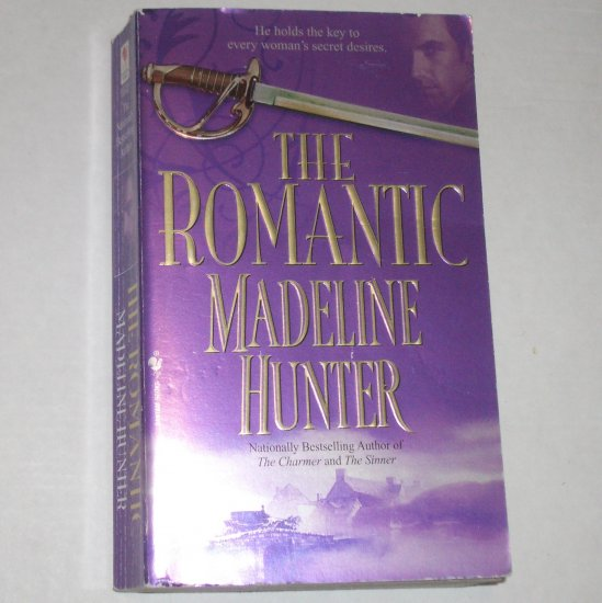 The Romantic by MADELINE HUNTER Historical Regency Romance 2004 The Seducer Series