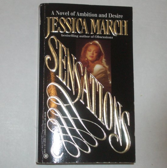 Sensations by JESSICA MARCH 1993