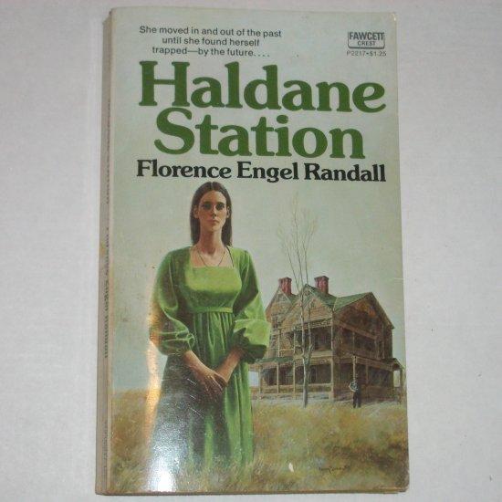 Haldane Station by FLORENCE ENGEL RANDALL Vintage 1974 Gothic Paranormal Romance