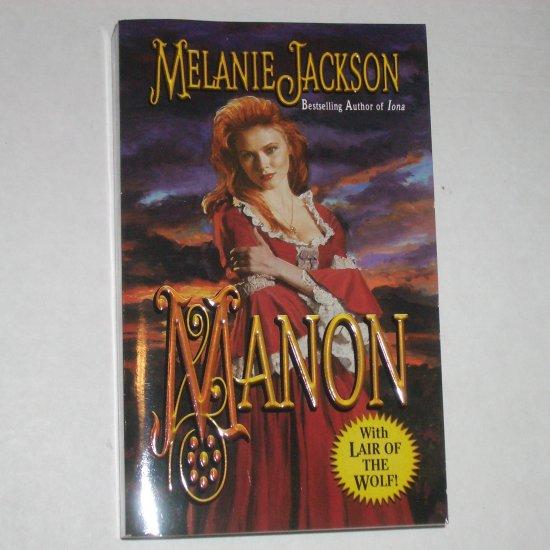 Manon by MELANIE JACKSON Historical Scottish & English Romance 2000