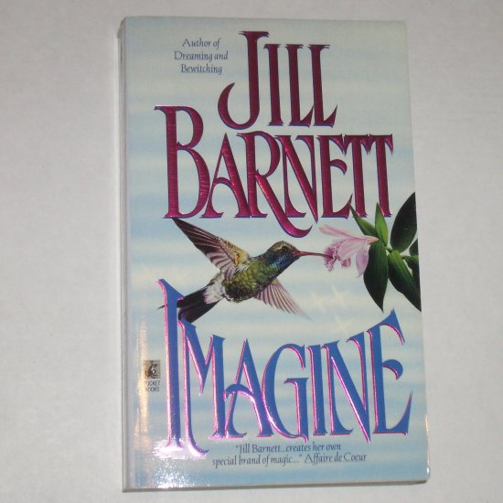 Imagine by JILL BARNETT Paranormal Victorian Romance 1995