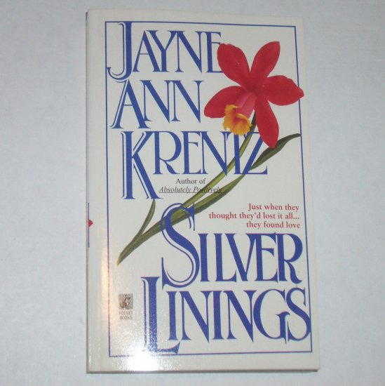 Silver Linings by JAYNE ANN KRENTZ Contemporary Romance 1991