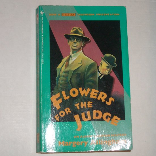 Flowers for the Judge by MARGERY ALLINGHAM An Albert Campion Mystery 1984