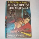 The Secret of the Old Mill by FRANKLIN W DIXON The Hardy Boys No 3 Hardback