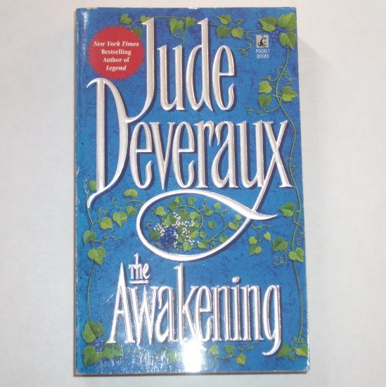 The Awakening by Jude Deveraux Historical Western Romance 1988 Montgomerys Taggart Series