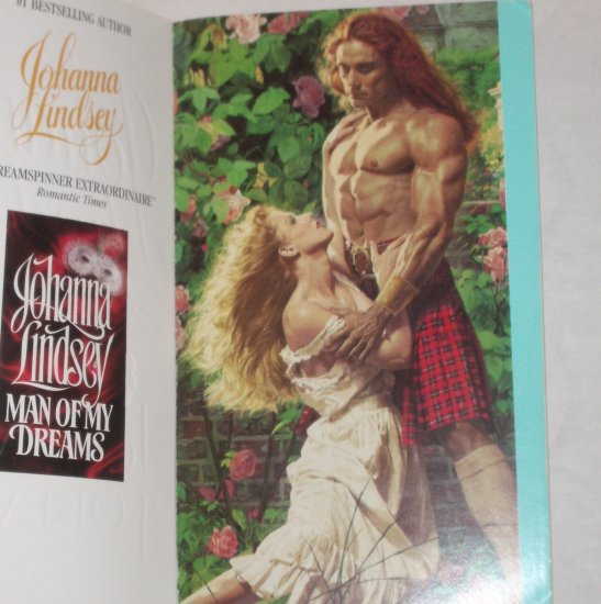 Love Me Forever by JOHANNA LINDSEY Historical Romance 1996 Sherring Cross Series