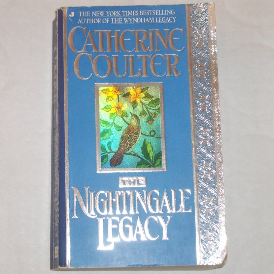 Nightingale Legacy by CATHERINE COULTER Historical Regency Romance 1995 Legacy Series