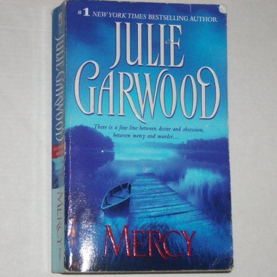 Mercy by JULIE GARWOOD Romantic Suspense 2001