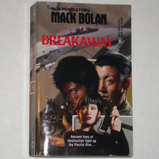 Breakaway by DON PENDLETON Mack Bolan #85 2002