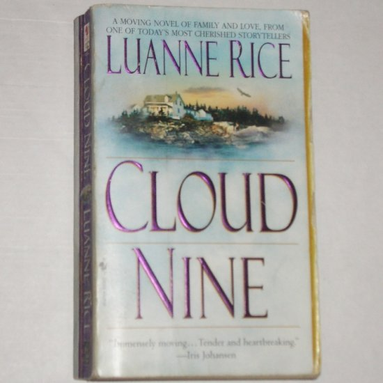 Cloud Nine by LuANNE RICE Contemporary Romance 2006