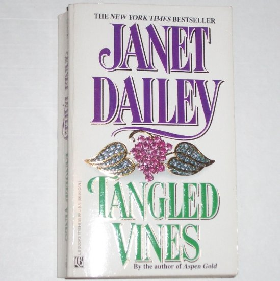 Tangled Vines by Janet Dailey 1993 Contemporary Romance