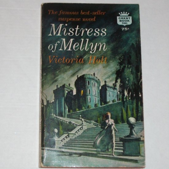 Mistress of Mellyn by Victoria Holt 1960