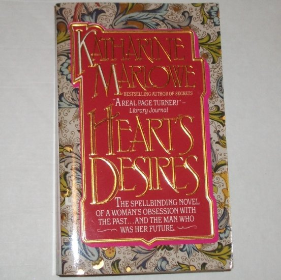 Heart's Desires by KATHARINE MARLOWE Romance 1992