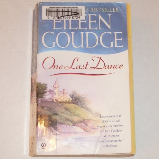 One Last Dance by EILEEN GOUDGE 2000