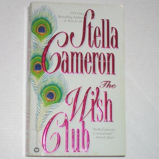 The Wish Club by STELLA CAMERON Historical Scottish Regency Romance 1998 Rossmara Series