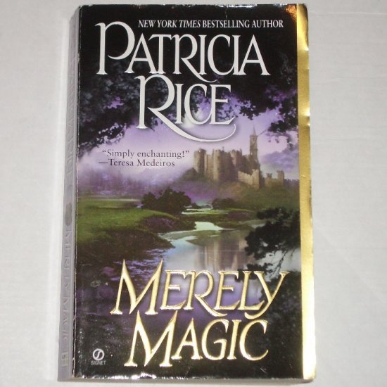 Merely Magic by PATRICIA RICE Paranormal Romance 2000