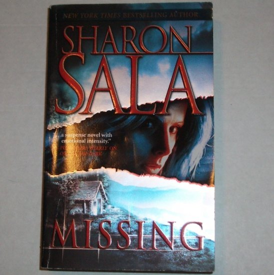 Missing by SHARON SALA Romantic Suspense 2004