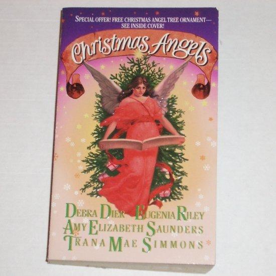 Christmas Angels by DEBRA DIER, EUGENIA RILEY, AMY ELIZABETH SAUNDERS, TRANA MAE SIMMONS 1995