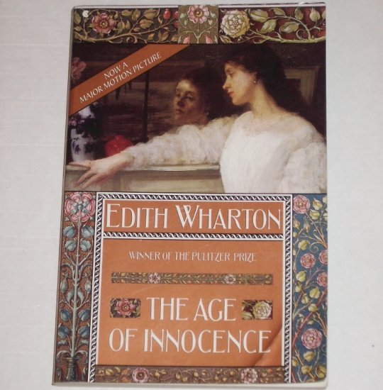 The Age of Innocence by EDITH WHARTON Trade Paperback Romance 1986