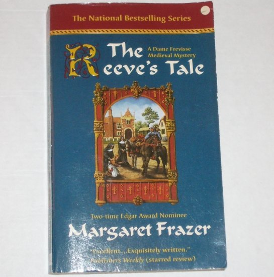 The Reeve's Tale by MARGARET FRAZER A Dame Frevisse Cozy Mystery Berkely Prime Crime 1999