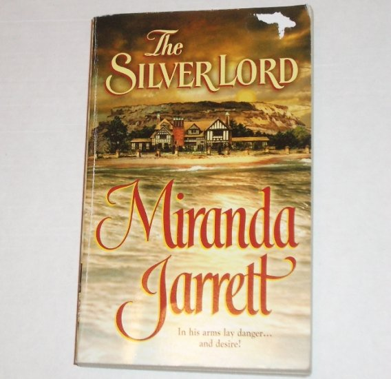 The Silver Lord by MIRANDA JARRETT Harlequin Historical Regency Romance 2003