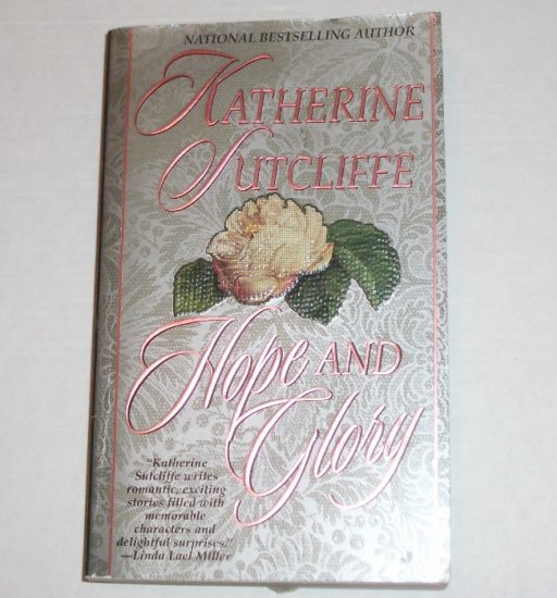 Hope and Glory by KATHERINE SUTCLIFFE Historical Medieval Romance 1999