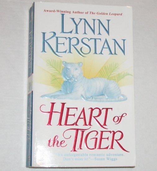 Heart of the Tiger by LYNN KERSTAN Historical Regency Romance 2003