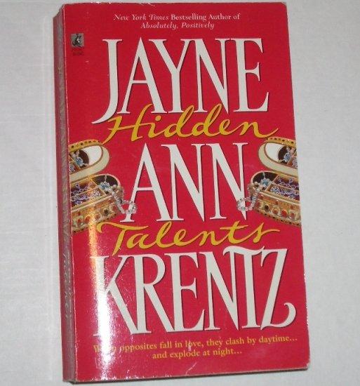 Hidden Talents by JAYNE ANN KRENTZ Romance 1993
