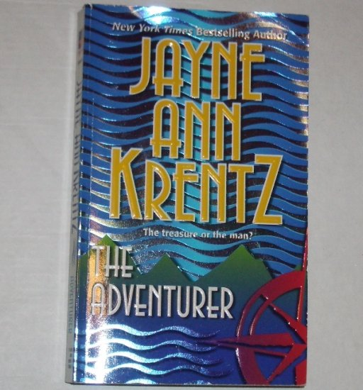 The Adventurer by JAYNE ANN KRENTZ Romance 1990