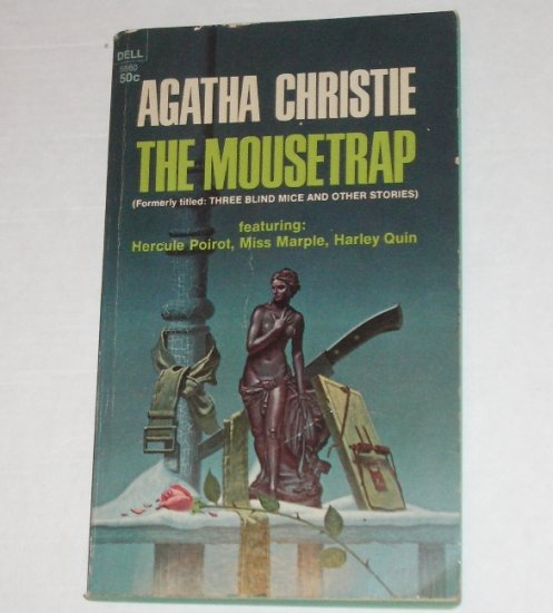 The Mousetrap by AGATHA CHRISTIE Poirot, Miss Marple & Harley Quin 1969
