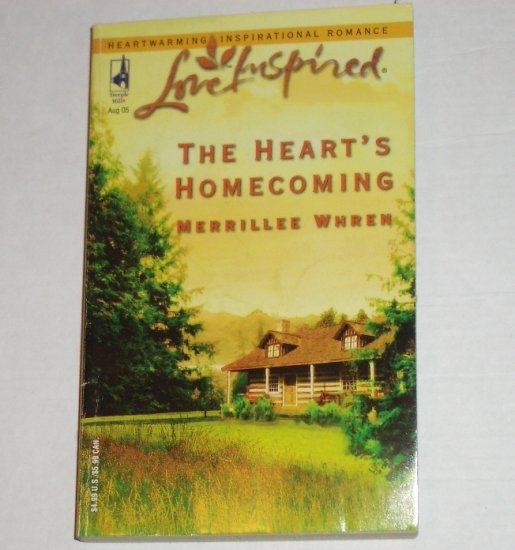 The Heart's Homecoming by MERRILLEE WHREN Christian Romance No 314 Aug 2005 The Reynolds Brothers