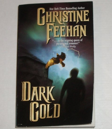 Dark Gold by CHRISTINE FEEHAN Paranormal Romance 2007