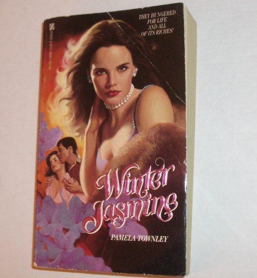 Winter Jasmine by PAMELA TOWNLEY Steamy Romance 1987