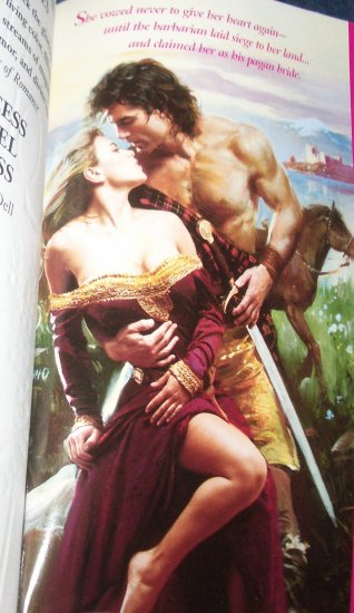 The Countess by CLAIRE DELACROIX Historical Medieval Scottish Romance 2000 The Bride Quest Series