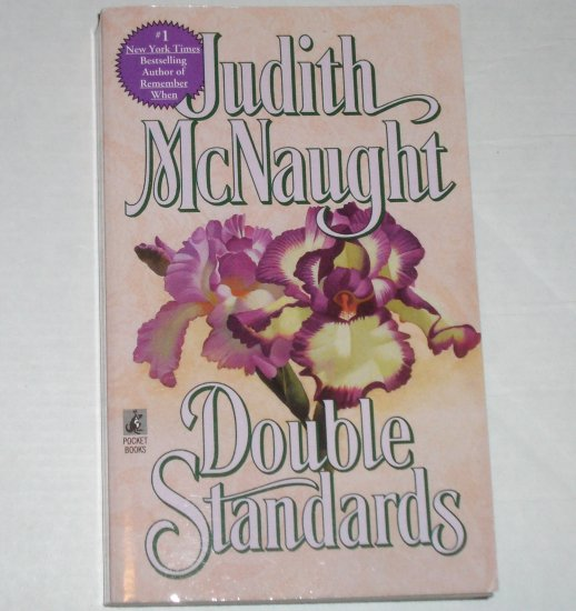 Double Standards by Judith McNaught Romance 1984
