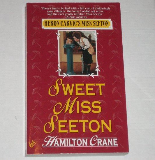 Sweet Miss Seeton by HAMILTON CRANE Berkley Prime Crime Mystery 1997