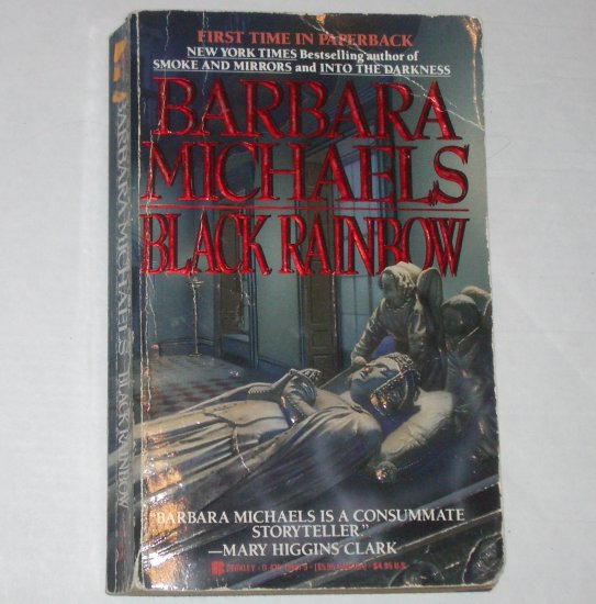 Black Rainbow by BARBARA MICHAELS Historical Gothic Romance & Suspense