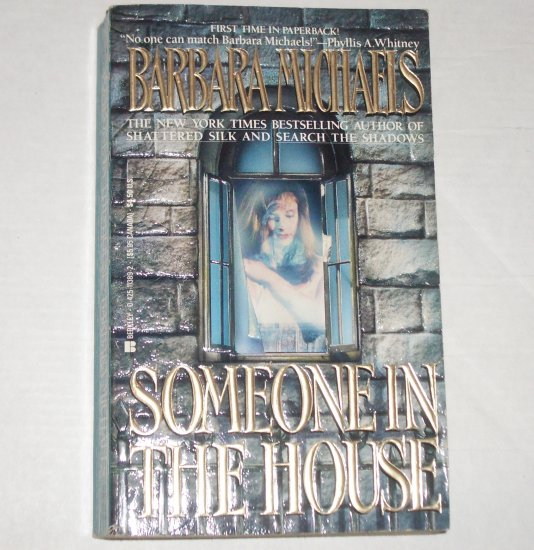 Someone in the House by BARBARA MICHAELS Paranormal Romance 1989