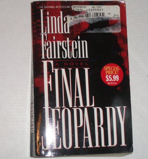 Final Jeopardy by LINDA FAIRSTEIN An Alexandra Cooper Mystery 1997