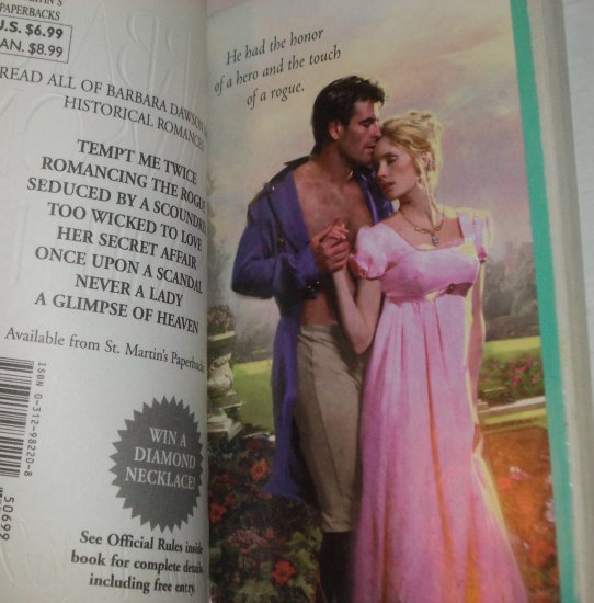 With All My Heart by BARBARA DAWSON SMITH Historical Regency Romance 2002 Kenyon Family Series
