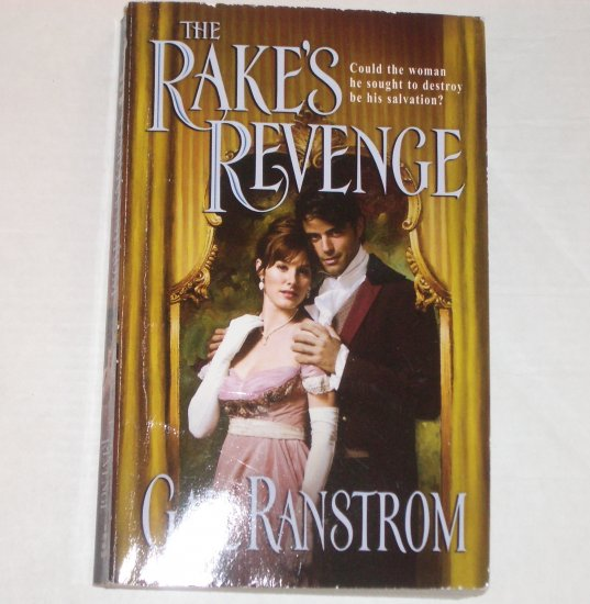 The Rake's Revenge by GAIL RANSTROM Harlequin Historical Regency Romance 2004