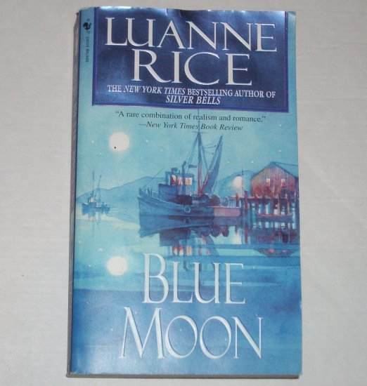Blue Moon by LuANNE RICE Contemporary Romance 1994