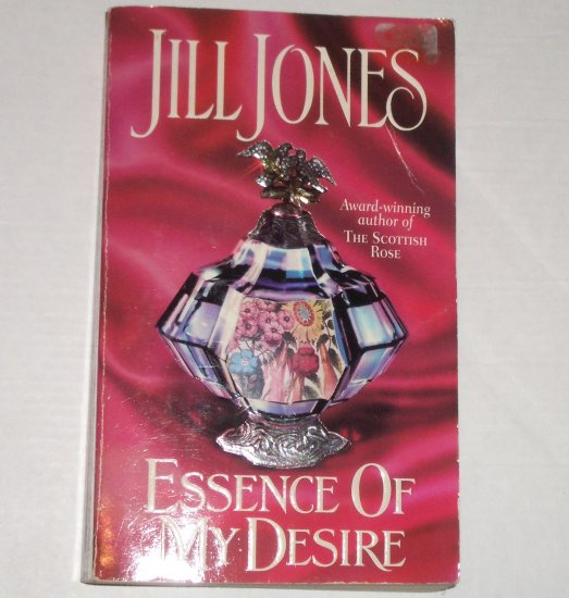 Essence of My Desire by Jill Jones Historical Victorian Romance 1998
