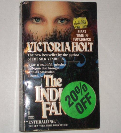 The India Fan by Victoria Holt Romantic Suspense 1988