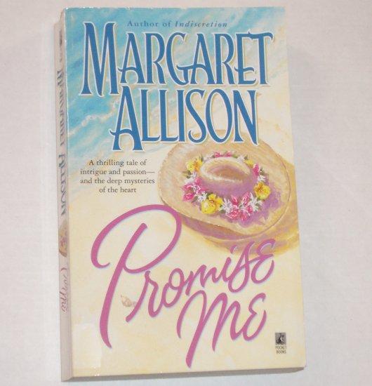 Promise Me by MARGARET ALLISON Romantic Suspense 2004