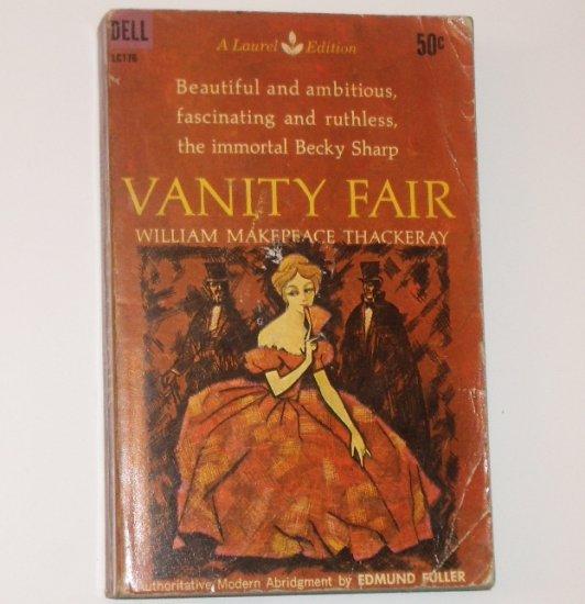 Vanity Fair by MILLIAM MAKEPEACE THACKERAY Historical Romance 1961